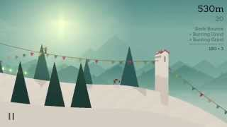 Alto's Adventure 11.000 points in one combo!!