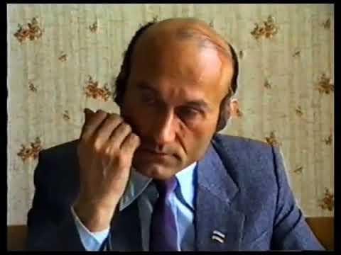 Зянон Пазьняк.1990 год