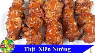 ✅ Thì Ra Đây Là Bí Quyết Làm Thịt Nướng Trứ Danh Từ Lâu | Hồn Việt Food
