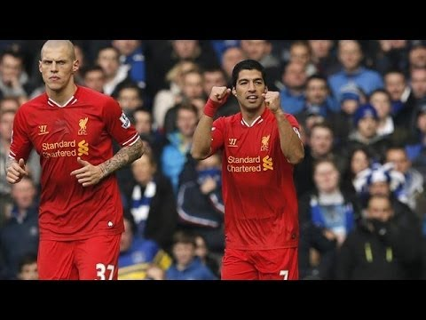 LIVERPOOL VS EVERTON (FOOTY FRIDAYS) GOALS & HIGHLIGHTS 28.01.2014 ACCALADS