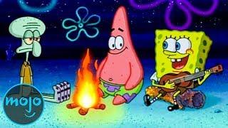 Top 10 Best SpongeBob SquarePants Songs
