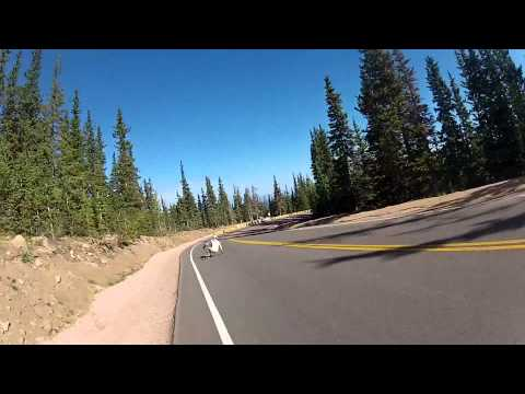 Pikes Peak Down Hill 2013 Rad Train