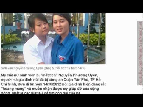 Nữ sinh viên bị công an TPHCM bắt, biệt tích vì làm thơ chống Trung Quốc?