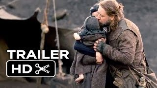 Noah Official International Trailer #3 (2014) - Russell Crowe Movie HD