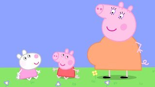 Peppa Pig Episodes - Baby Peppa Pig and Baby Suzy Sheep! - Cartoons for Children