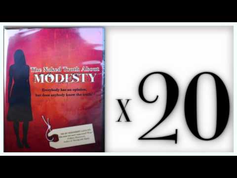 Modesty DVD: A Wise Investment: