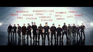 Os Mercenários 3 Teaser Oficial [HD]