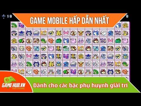 Tổng hợp game mobile giải trí nhẹ nhàng cho phụ huynh