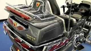 SLXI / SSB: 1988 Honda GL1500 Goldwing Gray For Sale At