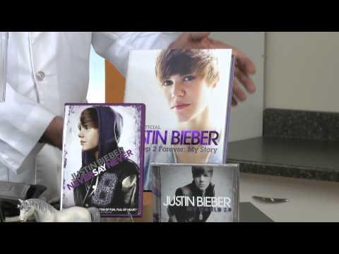 Justin Bieber passé au mixer