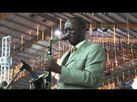 61st RCCG Convention worship section by pastor kunle ajayi