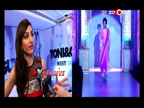 Soha Ali Khan talks about Saif Ali Khan, fashion & her upcoming films