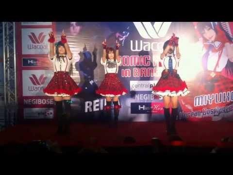 Wacoal Comic Party 58 in Bangkok! Guest : REIKA & MIYUKO !
