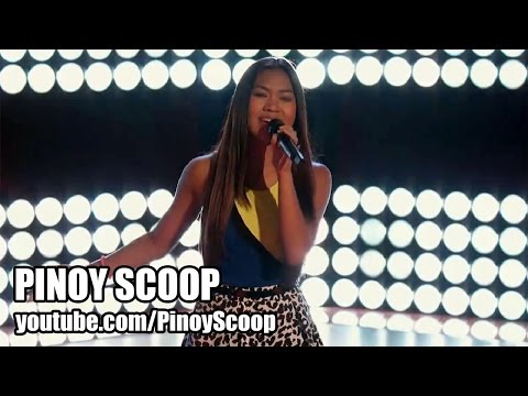 15 Year Old Pinay, Katriz Trinidad Makes It To 'The Voice USA' By Joining Team Pharrell