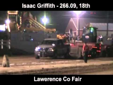 Full Pull Prod Lawerence Co Street Diesel Isaac Griffith