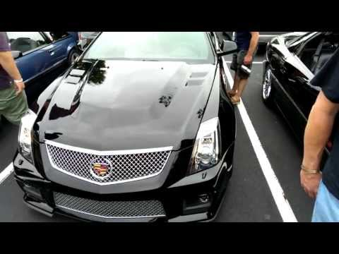 Blown Cadillac  CTS-V