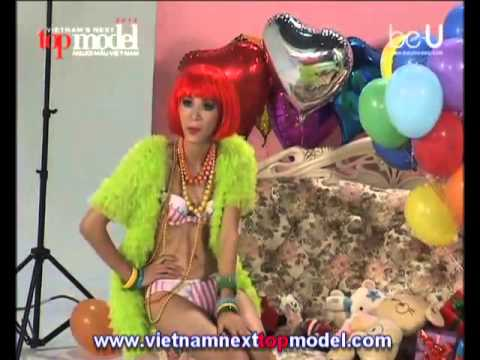 Vietnam's Next Top Model 2012 - Tap 10 Full.