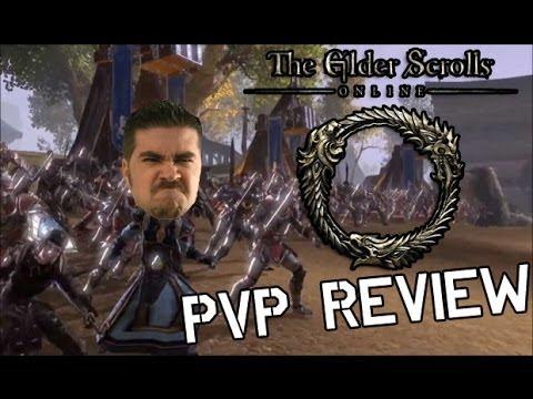 The Elder Scrolls Online / Смотр PvP составляющей (Eng)
