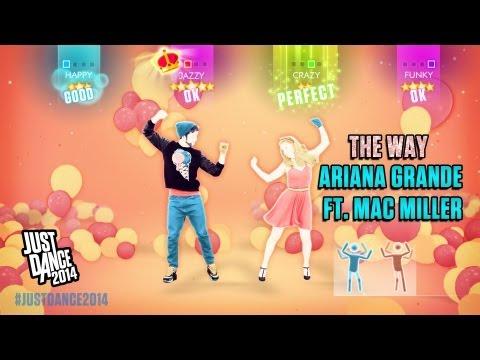Ariana Grande ft. Mac Miller - The Way | Just Dance 2014 | Gameplay