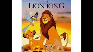 Lion King-children Story-radio Children Story
