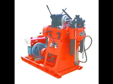 GY-150B Drilling rig Drilling Process Introduction