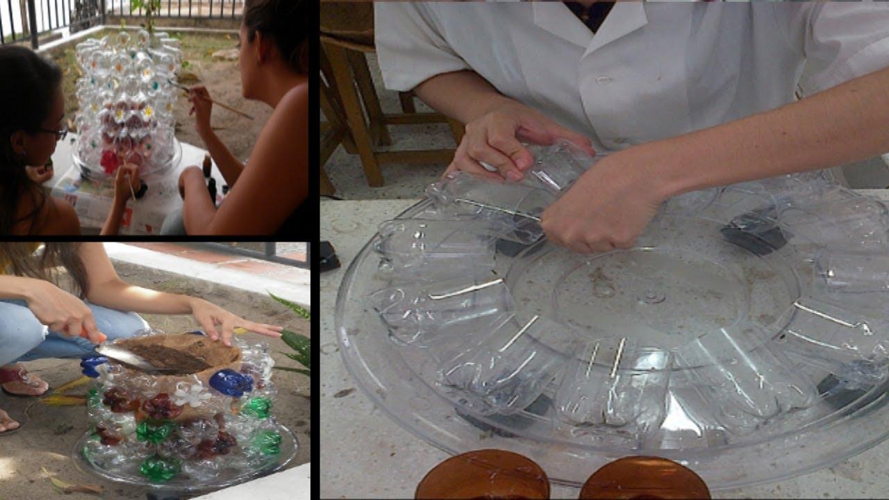 Proyectos de Aula para la preservación del Medio Ambiente - YouTube