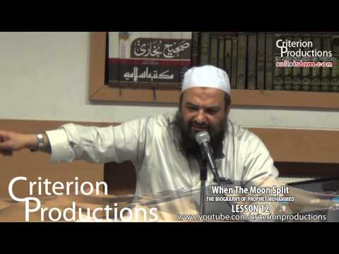 Lesson 12 - The Biography Of Prophet Muhammad - By Abu Suhaib
