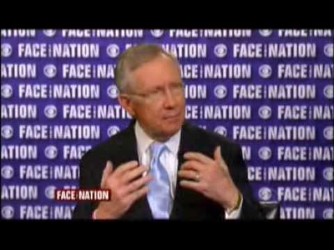 Sen. Harry Reid on CBS' 'Face The Nation' - January 5th, 2014