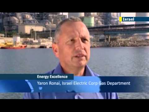 Israel stores emergency energy supplies in the sea