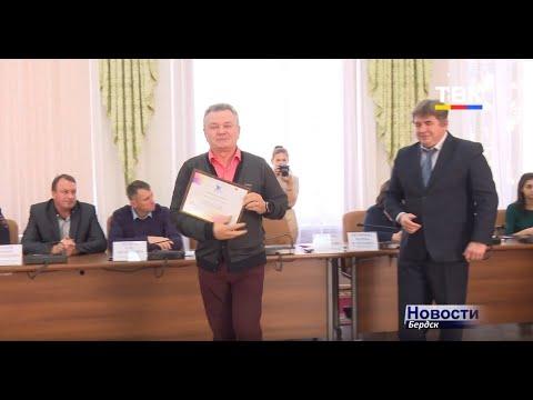 Общественная палата НСО наградила Медиа Холдинг ТВК