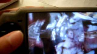 God Of War 3 PSP