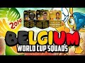 POTENTIAL WORLD CUP 2014 SQUADS - BELGIUM! w/ TIF HAZARD! | FIFA 14 Ultimate Team