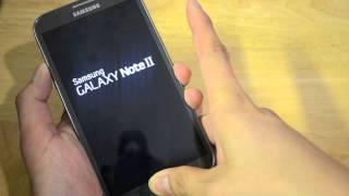 DOWNGRADE AND UNLOCK SAMSUNG GALAXY NOTE 2 S3 VERSION 4.1
