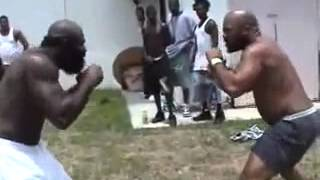 [STREET FIGHTS --- KIMBO SLICE v BIG BIRD !!!]