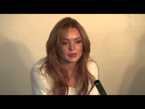 Lohan Announces 'Inconceivable'