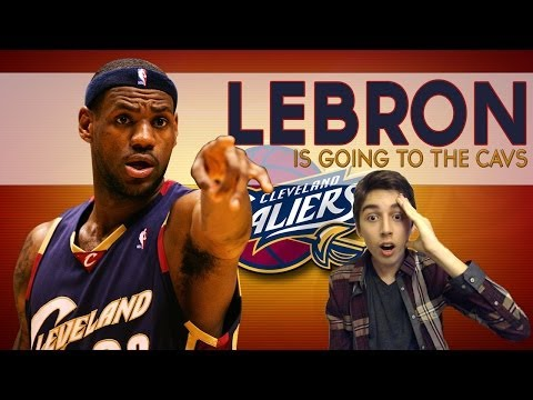 LEBRON JAMES WILL JOIN THE CLEVELAND CAVALIERS | BREAKING NEWS | NBA OFFSEASON DRAMA