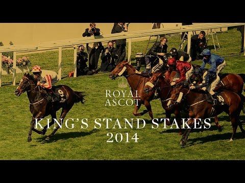 Vidéo de la course PMU KING'S STAND STAKES