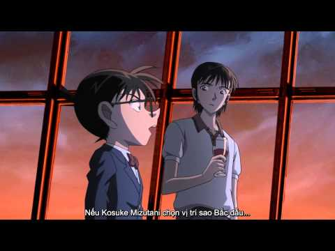 [HD] Conan Movie 13 - Truy Lùng Tổ Chức Áo Đen (Vietsub) - Phần 6