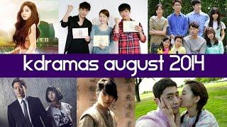 Top 6 New 2014 Korean Dramas [ August ] Top 5 Fridays