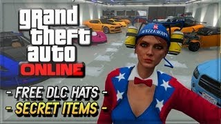 "GTA 5 Online Get FREE Secret DLC ""Beer Hats"" Glitch In GTA 5 Online (GTA V Gameplay & Glitches)"