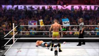 WWE 2K14: Mythbusters Episode #1