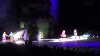 Disney on Ice: Princesses & Heroes at NRG Stadium, Houston, Nov. 12. 2014 (part 1)