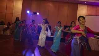 sri lankan surprise wedding dance