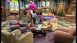 Barney és Barátai Egy új Barát