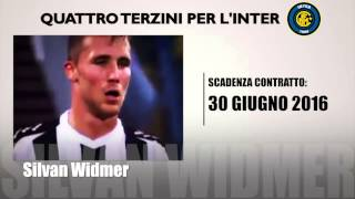 VIDEO Inter, occhi su 4 esterni
