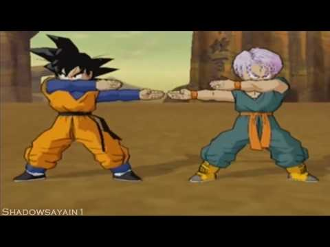 DBZ Budokai 3 Fusion Time! (Multi-Request #2)