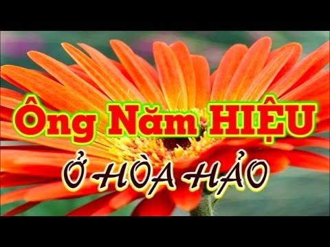 PGHH Chuyện kể về ÔNG NĂM HIỆU ở HÒA HẢO