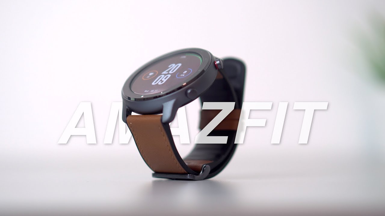 Xiaomi Amazfit GTR Smartwatch review | Finally! But not there yet..