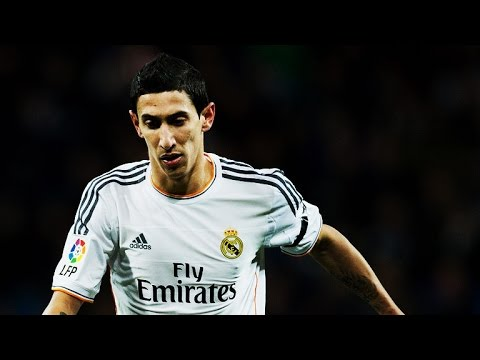 Angel Di Maria - Welcome to PSG