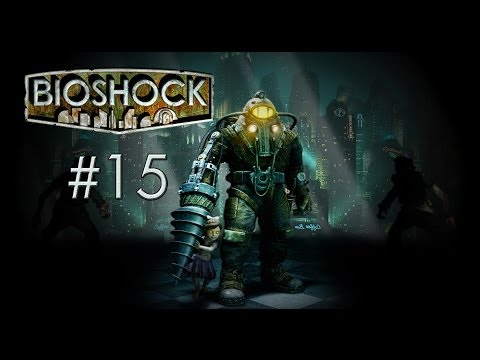 Let's Play BioShock - #015 - Die rosa Gallica!